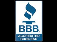 BBB Better Business Bureau Accredited Business logo