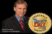 Trust Dale Certified logo