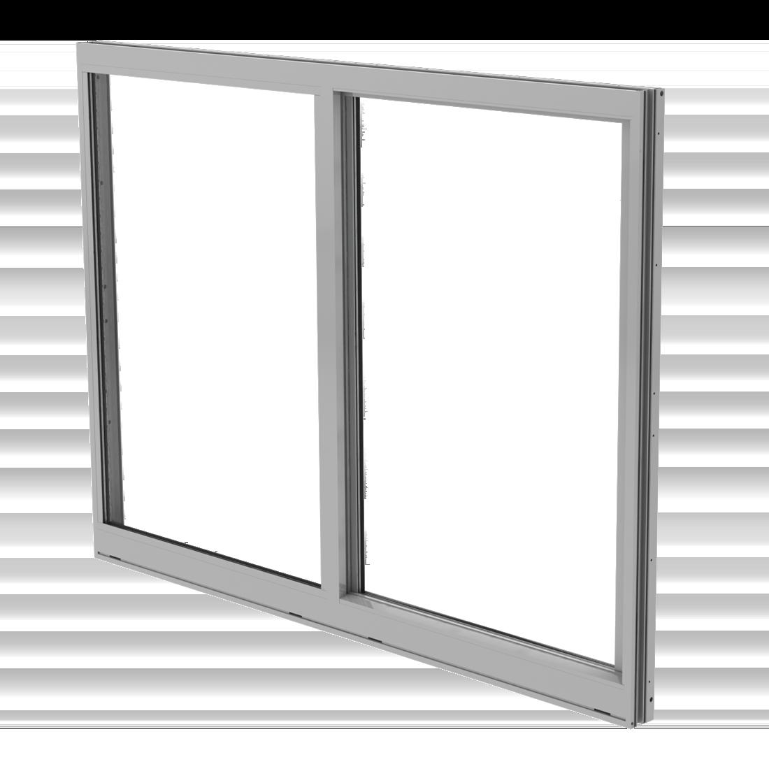 ES-SW340 Prestige sliding glass window